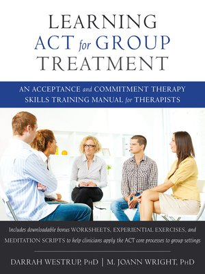 cover image of Learning ACT for Group Treatment