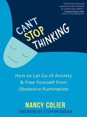 cover image of Can't Stop Thinking