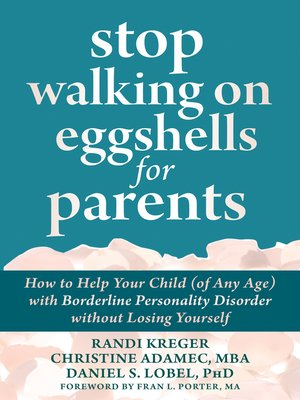 cover image of Stop Walking on Eggshells for Parents