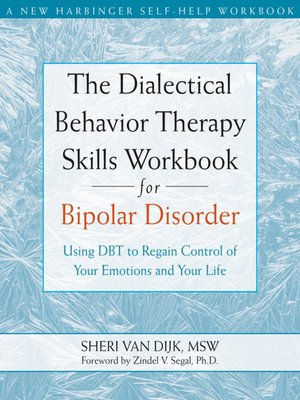 cover image of The Dialectical Behavior Therapy Skills Workbook for Bipolar Disorder