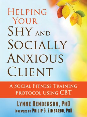 cover image of Helping Your Shy and Socially Anxious Client