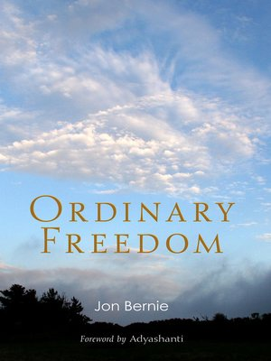 cover image of Ordinary Freedom