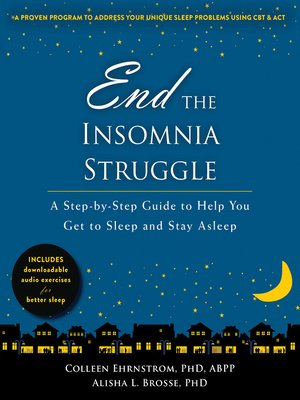 cover image of End the Insomnia Struggle