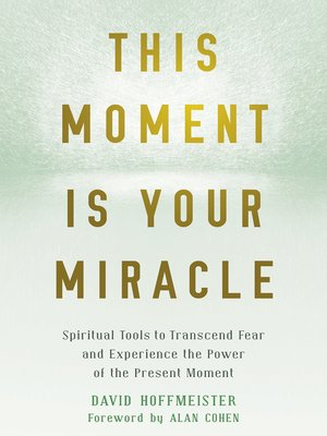cover image of This Moment Is Your Miracle