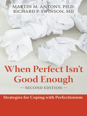 cover image of When Perfect Isn't Good Enough