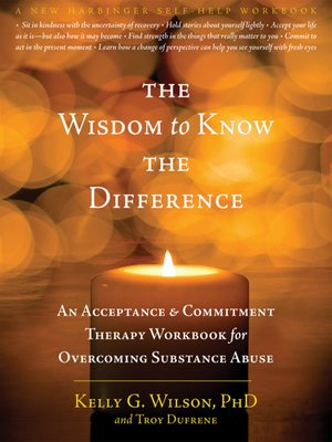 cover image of The Wisdom to Know the Difference