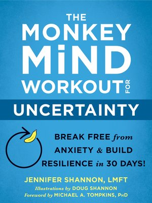 cover image of The Monkey Mind Workout for Uncertainty