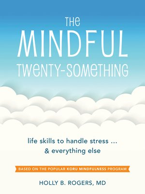 cover image of The Mindful Twenty-Something