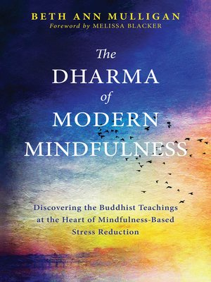 cover image of The Dharma of Modern Mindfulness