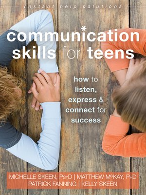 cover image of Communication Skills for Teens