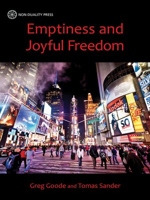 cover image of Emptiness and Joyful Freedom