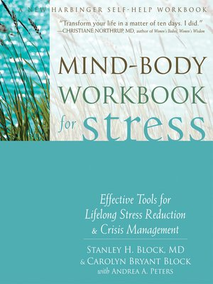 cover image of Mind-Body Workbook for Stress