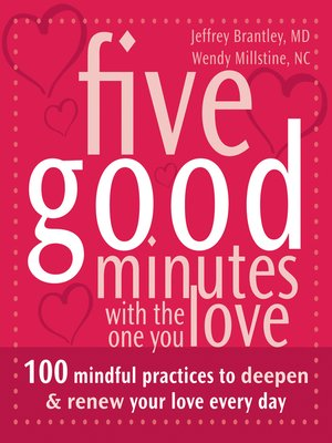 cover image of Five Good Minutes with the One You Love