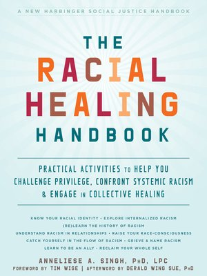 cover image of The Racial Healing Handbook