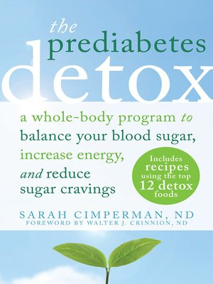 cover image of The Prediabetes Detox