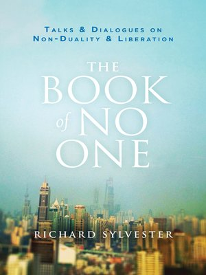 cover image of The Book of No One