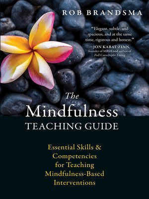cover image of The Mindfulness Teaching Guide
