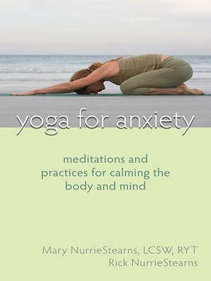 cover image of Yoga for Anxiety