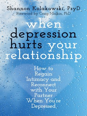 cover image of When Depression Hurts Your Relationship
