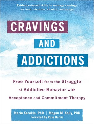 cover image of Cravings and Addictions