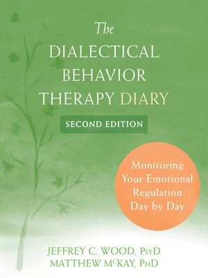 cover image of Dialectical Behavior Therapy Diary