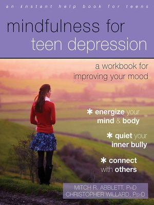 cover image of Mindfulness for Teen Depression