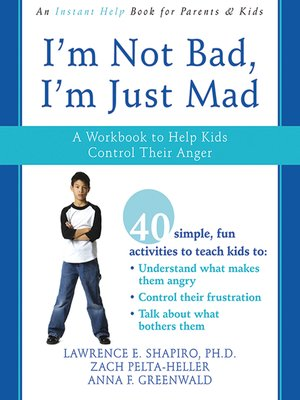 cover image of I'm Not Bad, I'm Just Mad