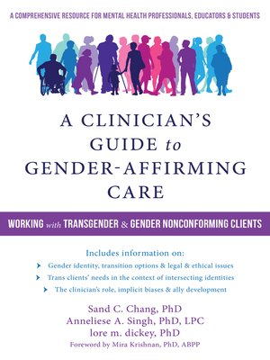 cover image of A Clinician's Guide to Gender-Affirming Care