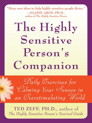 cover image of The Highly Sensitive Person's Companion