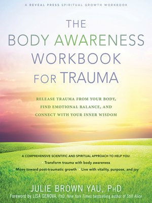 cover image of The Body Awareness Workbook for Trauma