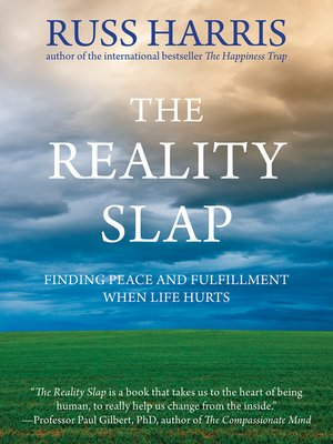 cover image of The Reality Slap