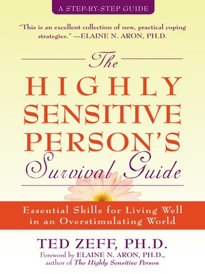 cover image of The Highly Sensitive Person's Survival Guide