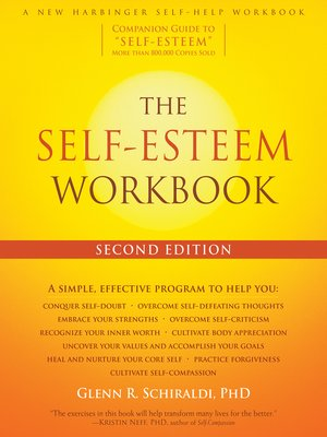 cover image of The Self-Esteem Workbook
