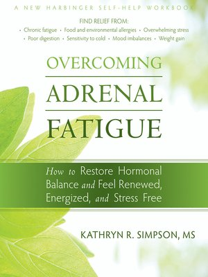 cover image of Overcoming Adrenal Fatigue