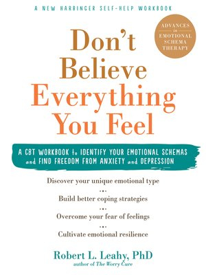cover image of Don't Believe Everything You Feel