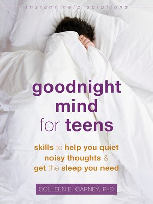 cover image of Goodnight Mind for Teens