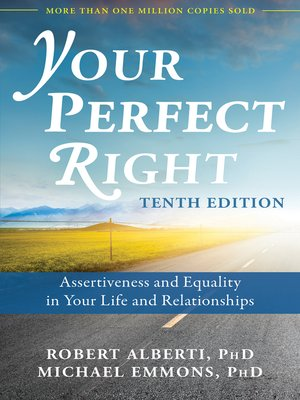 cover image of Your Perfect Right