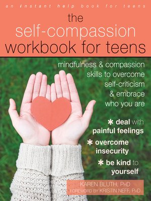cover image of The Self-Compassion Workbook for Teens