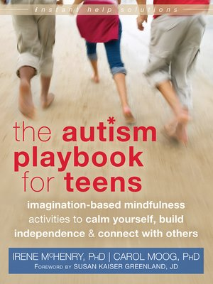 cover image of Autism Playbook for Teens
