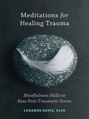 cover image of Meditations for Healing Trauma