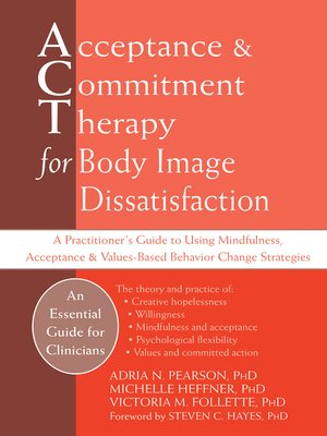 cover image of Acceptance and Commitment Therapy for Body Image Dissatisfaction