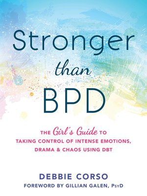 cover image of Stronger Than BPD