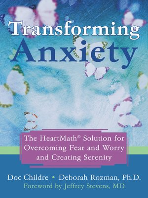 cover image of Transforming Anxiety