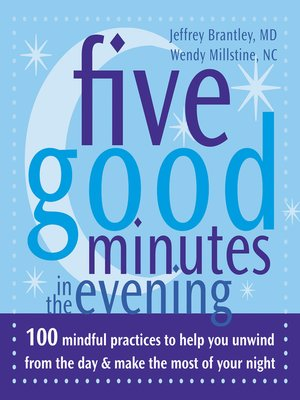 cover image of Five Good Minutes in the Evening