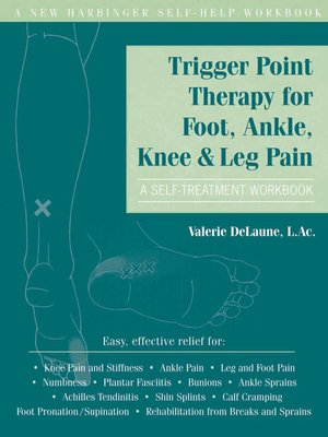 cover image of Trigger Point Therapy for Foot, Ankle, Knee, and Leg Pain