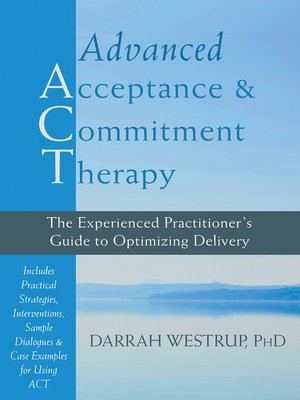 cover image of Advanced Acceptance and Commitment Therapy