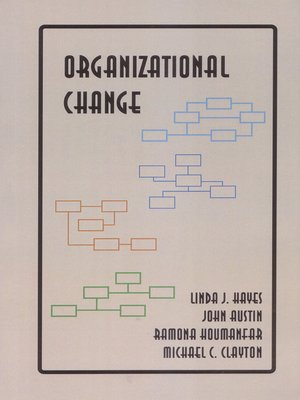 cover image of Organizational Change