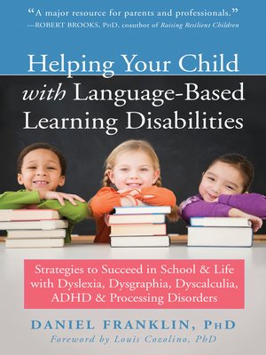 cover image of Helping Your Child with Language-Based Learning Disabilities