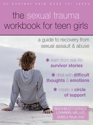 cover image of The Sexual Trauma Workbook for Teen Girls