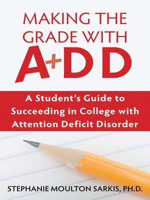 cover image of Making the Grade with ADD
